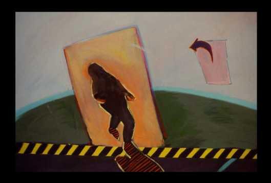 """Gateway"" Copyright 1991 Aliyah Marr"