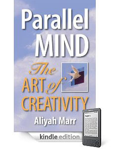 Parallel Mind, The Art of Creativity now on Kindle