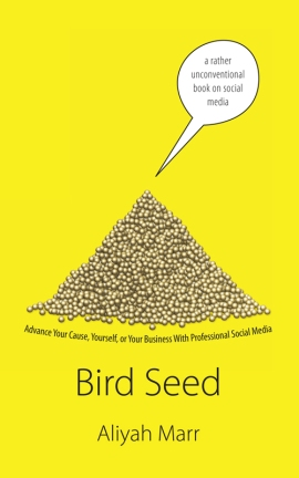 Bird Seed, a rather unconventional book on social media